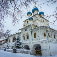 Церковь Казанской иконы Божией Матери :: Игорь Герман