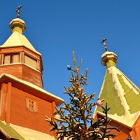 Рождественские купола :: Ольга
