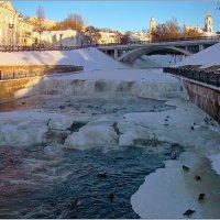 Зимовка в родных краях. :: Роланд Дубровский