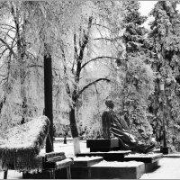 Памятник Свиридову :: Galina Belugina