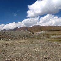 Высокогорное плато Арабель :: GalLinna Ерошенко