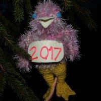 Новый год у орнитологической станции :: Марина Домосилецкая
