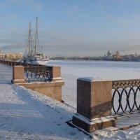Замороженные питерские открытки :: tipchik