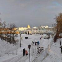 Новогодние прогулки :: Алексей Михалев