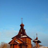 Церковь св. Марии Магдалины. :: nadyasilyuk Вознюк