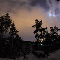 Ночь перед Рождеством :: Владилен Панченко