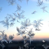 Зимнее окно :: Serg