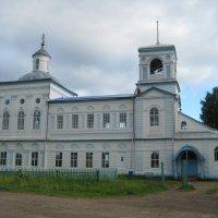 Церковь Богоявления Господня :: Алексей Хохлов