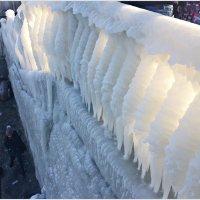 После шторма и мороза. :: Валерия Комова