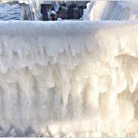 Лёд. :: Валерия Комова