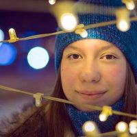 Рождественская фотопрогулка :: Людмила Ли