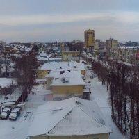 Заснеженный Брянск :: Елена Миронова