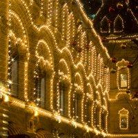 Новогодняя Красная площадь :: Оксана Пучкова