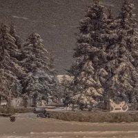 зимний вечер :: sergio tachini