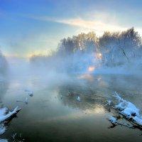 Закатные пересечения.... :: Андрей Войцехов