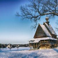 Мороз :: Антон Орловецкий
