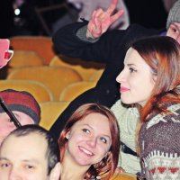 """Театр """"Колесо"""" :: Андрей Самуйлов"""
