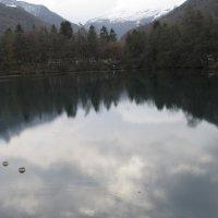 Голубое озеро. Верхн. Балкария. :: Вячеслав Медведев