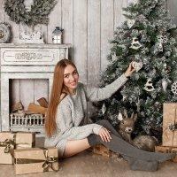 Новогодняя сказка Али :: Вероника Пастухова