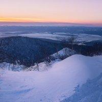 По снегоходным трассам Сахалина :: Артём Удодов
