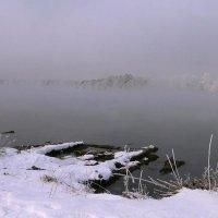 Утро туманное,утро седое... :: Алексеева Елена