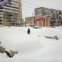 Автосугроб :: Константин Вавшко