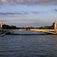 Парижский закат :: Николай Рогаткин