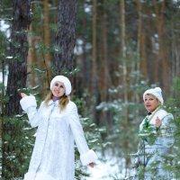Снегурочки :: Николай Холопов