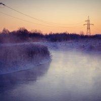 Рождественские морозные рассветы :: Алёнка Шапран