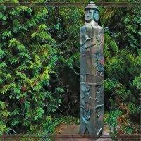 Статуя слявянского Бога Святовита :: Владимир Бровко