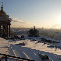 Минус 22.. или на 50 метров ближе к солнцу..)) :: tipchik