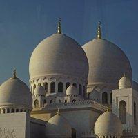Мечеть шейха Зайда . :: Валентина Потулова