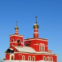 Церковь Всех Святых :: Ольга