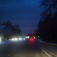 Когда не светят фонари :: Aнна Зарубина