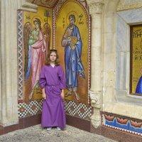 Варвара в Киккском монастыре. :: Виктор Куприянов
