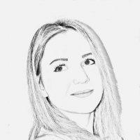 Карандашный рисунок :: Ольга