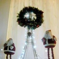 Вот такие Деды Морозы! :: Надежда