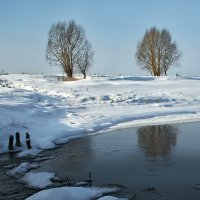 Судьба реки предсказана морозом... :: Лесо-Вед (Баранов)
