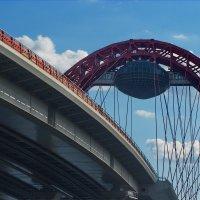 Цветной мост :: Елена Левковская
