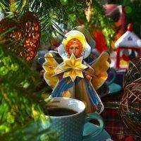 Рождественский Ангел :: Aioneza (Алена) Московская