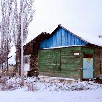 Старый, старый магазин :: Владимир Болдырев