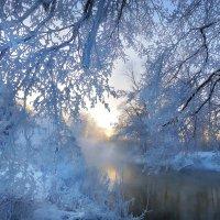 В закатной тишине... :: Андрей Войцехов