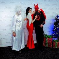 О'O'vita Новый Год! Ангелы и Демоны! :: SergeuBerg