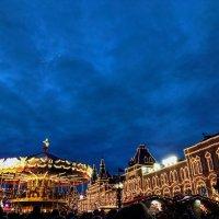 Рождественская ярмарка на Красной Площади. :: О. Ф.