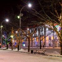 Праздничные деревья :: Александр Витебский