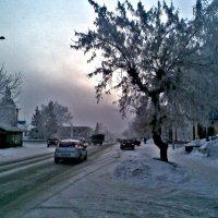 Зимнее утро... :: Владимир Мельнов