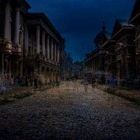 После людей. Сны старого города :: Нина