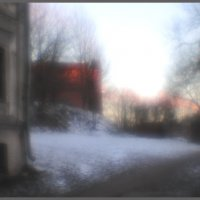 Январские закаты :: galina bronnikova