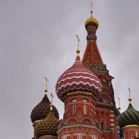 Москва :: Liudmila Antonova