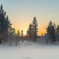 Рассвет после полярной ночи :: ВЛАДИМИР